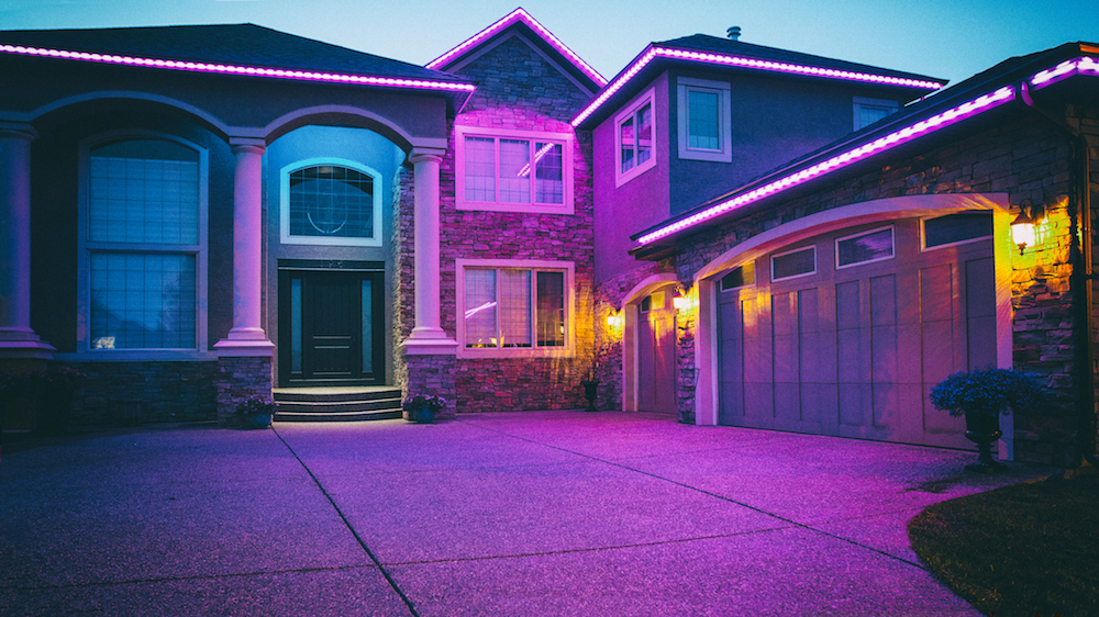 Our blog heilight led strip lighting in calgary places to use led strip lights mozeypictures Image collections
